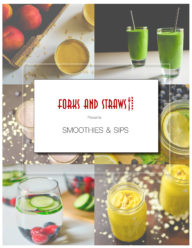 Smoothies and Sips Recipe Ebook